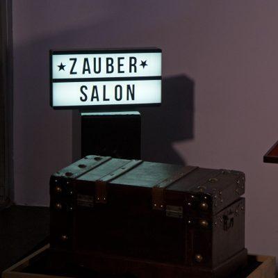 Der Zaubersalon am Steinberg im November 2017